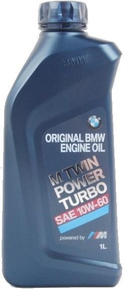 Масло BMW M TwinPower Turbo Oil 10W-60 1л