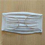 Одноразовые защитные ЧЕТЫРЕХслойные маски для лица, фото 8