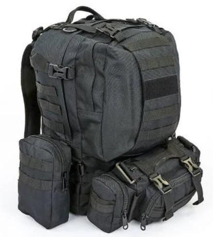 Рюкзаки тактические рейдовые