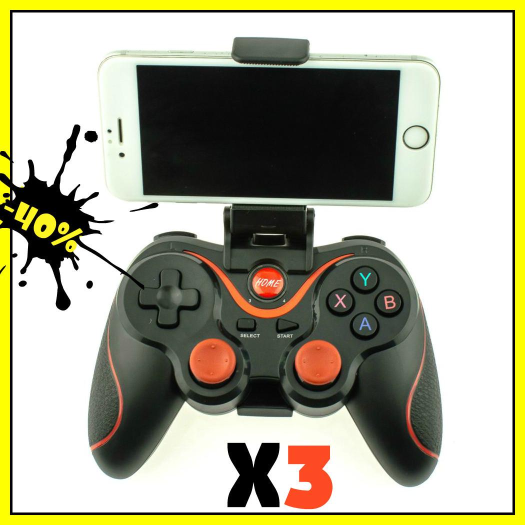 Беспроводной геймпад Bluetooth джойстик X3