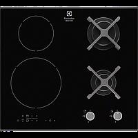 Комбинированная варочная поверхность Electrolux EGD 6576 NOK