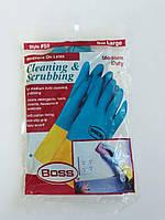 Перчатки для уборки Boss размер L