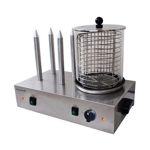 Аппарат для приготовления хот-догов Airhot HDS-04