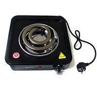 Электроплита Domotec MS 5531 (широкая спираль) плита электрическая настольная кухонная, фото 1