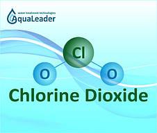 Засоби для знезараження (діоксид хлору)