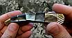 Нож сувенирный складной  для подарка. Рукоять - перламутровая ракушка натуральная., фото 4