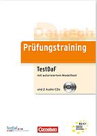 Prüfungstraining TestDaF B2-C1 mit autorisiertem Modelltest + 2 Audio CDs