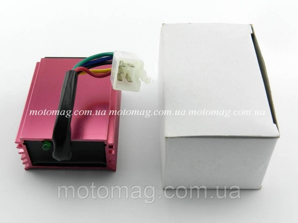 Комутатор Honda Dio/Дельта/Альфа, тюнінг