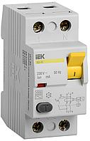 УЗО ВД1-63 2Р 32А 30мА тип А IEK (MDV11-2-032-030)