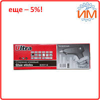 Стержні клейові Ø8*300мм 83шт 1кг (прозорі) ULTRA (2701032)