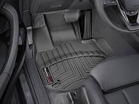 Ковры резиновые WeatherTech BMW X3 (G01) 18+ передние черные