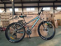Горный велосипед 26 дюймов 14 рама  Extreme Азимут