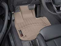 Ковры резиновые WeatherTech BMW X3 (G01) 18+ передние бежевые