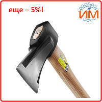 Сокира колун 2500г дерев'яна ручка 700мм (ясен) Sigma (4322381)