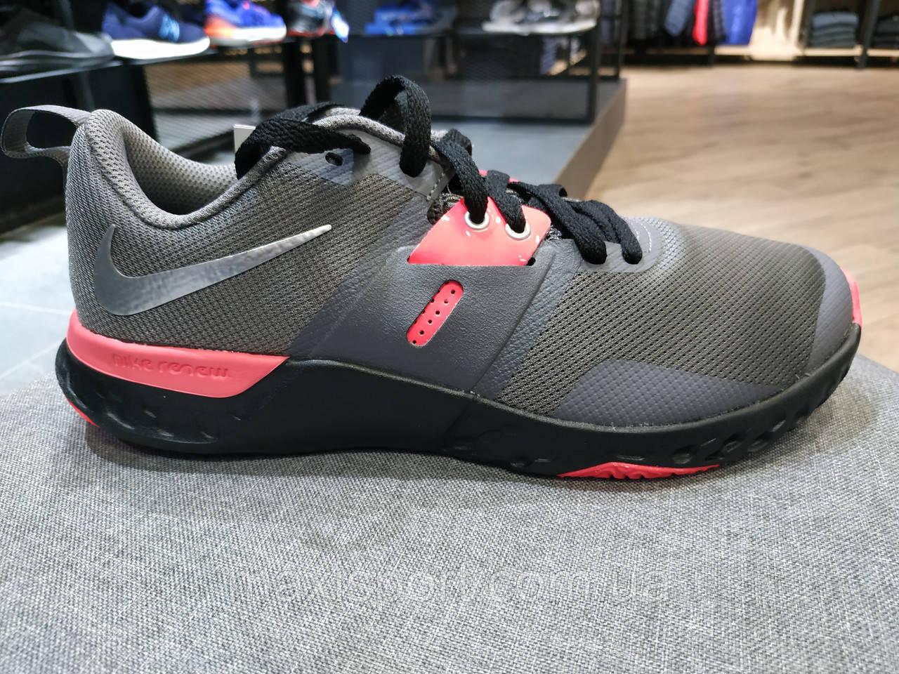 Мужские кроссовки Nike RENEW RETALIATION TR СЕРЫЙ AT1238