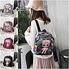 Детский рюкзак с куклой Лол с пайетками, фото 5