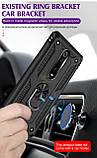 ZNP противоударный защитный чехол  с магнитным кольцом для телефона Xiaomi Redmi 8 / Redmi 8A, фото 2