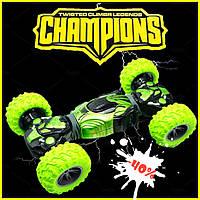Машинка перевёртыш Champions Трансформер