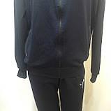Мужской весенний спортивный костюм (большой размер) р.  58 последний, фото 9