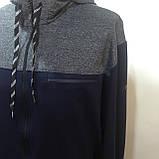 Мужской весенний спортивный костюм (большой размер) р.  58 последний, фото 5