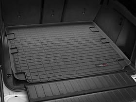 Килим гумовий WeatherTech BMW X5 (F15) 2014-2018 в багажник чорний