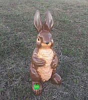 Садовая фигура Заяц Степашка керамический