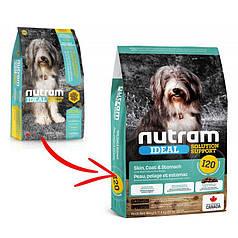 Сухой корм Nutram I20 Ideal Solution Support Sensitive Skin Coat Stomach Dog (для кожи, шерсти, желудка)