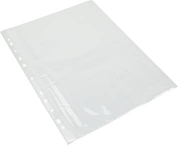 """Файл А4+ """"Axent"""" №2004-00 40мкм глянц.(100)(2000)"""