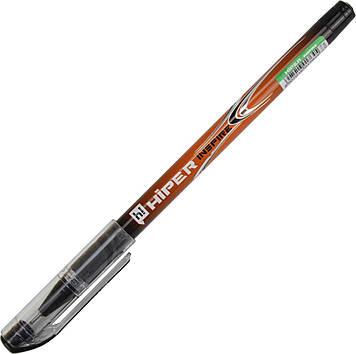 "Ручка масл. кульк. ""Hiper"" №HO-115 Inspire 0,7 мм чорна(10)(100)"