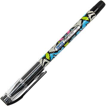 "Ручка гел. ""Linc"" №420358 Zapp 0,7мм чорна(10)(120)"