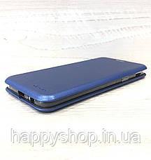Чехол-книжка G-Case для Samsung Galaxy J6 2018 (SM-J600) Синий, фото 3
