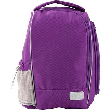"""Сумка для взуття """"Kite""""Education Smart 2від.,2карм.,фіолетова №K19-610S-2"""
