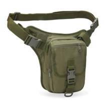 Набедренная поясная сумка-кобура A9001(олива).