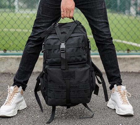 Рюкзак городской D36 (черный)