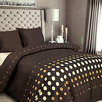 Комплект постельного белья евро размер 200/220 см,простынь 200/220 см,нав-ки 70/70,ткань сатин 100% хлопок