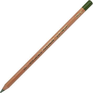 "Олівець-пастель""Koh-i-noor""""GIOCONDA""№8820/24 olive green dark/оливково темно-зелений(12)"
