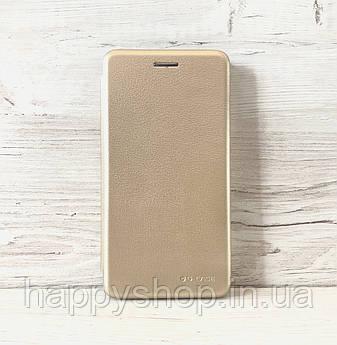 Чехол-книжка G-Case для Samsung Galaxy J6 2018 (SM-J600) Золотой, фото 2