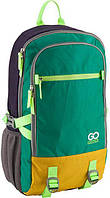 "Рюкзак ""GoPack"" 2від.,2карм. №GO18-130L-2(20)"