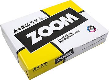 "Папір для ксер. A4 Ф ""ZOOM"" 80г/м2 С (500арк)(5)(300)"