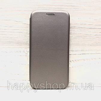 Чехол-книжка G-Case для Samsung Galaxy J6 2018 (SM-J600) Серый, фото 2