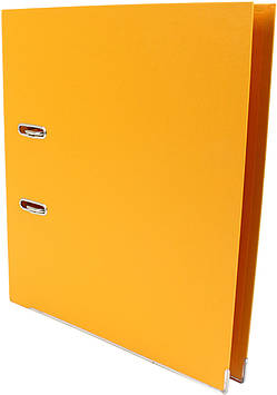 """Папка-реєстратор A4 """"Economix"""" 5см №E39722*-05 Lux (жовта) зібраний(1)(10)"""