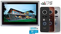 Комплект домофона SEVEN DP–7515 FHDT IPS - сенсорный IPS экран