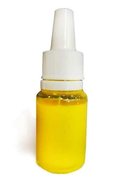 Краска желтая для  кожи MAVI STEP Universal Dye, 10 ml