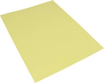 Папір кольор. А3 80г/м паст. Spectra Color Canary 115(св. жовт.)(500)