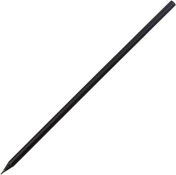"""Олівець гр. """"Yes"""" №280541 Slim black в пласт. тубі(50)"""