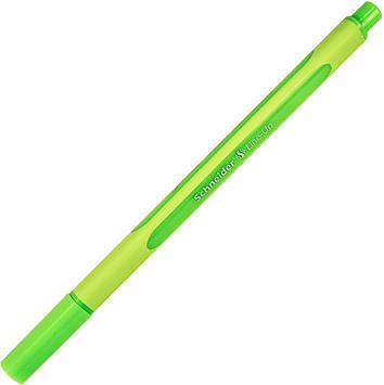 """Лінер """"Schneider"""" №S191063 Line-Up 0,4мм зелений неон(10)"""