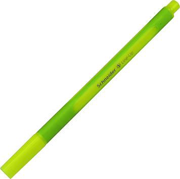 """Лінер """"Schneider"""" №S191064 Line-Up 0,4мм жовтий неон(10)"""