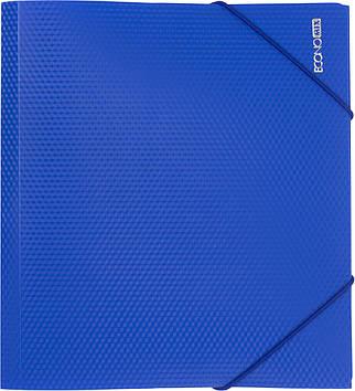 """Папка """"Economix"""" №E31602 B5 пласт. на рез. мікс(20)"""