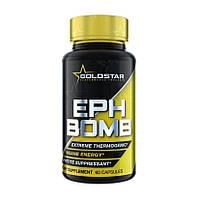 Самый мощный жиросжигатель Goldstar EPH-Bomb 60 caps