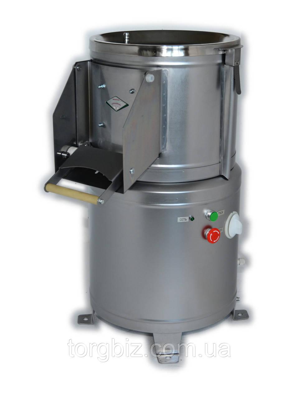 Машина  очистки овощей МОО-1-01 ТОРГМАШ (Картофелечиска МОК150У)